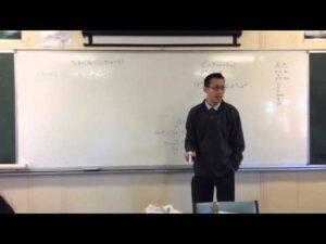 Basic Algebraic Techniques