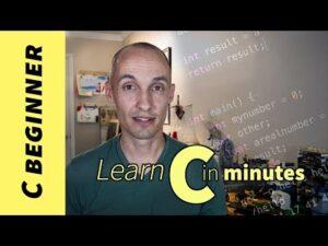 Beginner C Videos