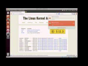 Kernel Basics
