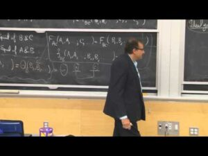 MIT 8.333 Statistical Mechanics I: Statistical Mechanics of Particles, Fall 2013