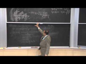 MIT 8.334 Statistical Mechanics II, Spring 2014