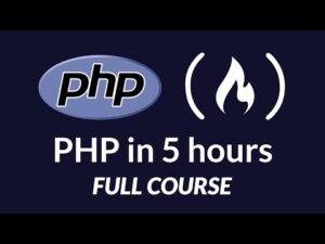 PHP Programming Language Tutorial