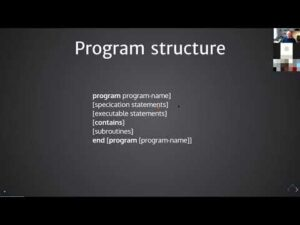 Scientific Programming in Python and Fortran - Lecture 6 - Fortran part 1