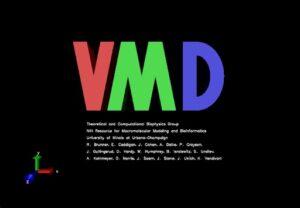Visual Molecular Dynamics (VMD)