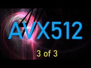 AVX 512